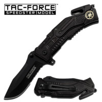 Black Special Forces Tactical Knife