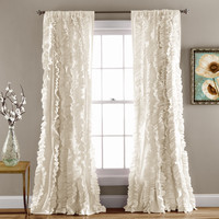 Belle Ivory Window Curtain