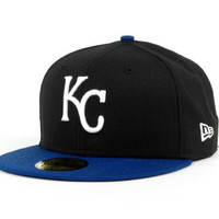 Kansas City Royals MLB Cooperstown 59FIFTY
