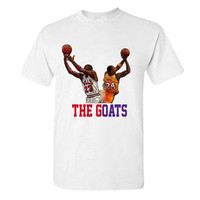 "Kobe Tribute ""The GOATS"" Shirt"