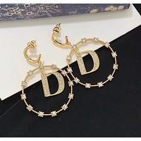 DIOR New earrings