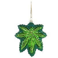 Cannabis Ornament