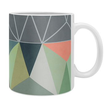 Mareike Boehmer Nordic Combination 31 X Coffee Mug