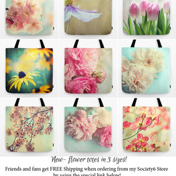 FREE SHIPPING!!    ** Artist promo *** New Totes!!!! by Sylvia Cook Photography