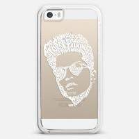 BRUNO MARS iPhone 5s case by Seanings | Casetify