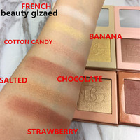 Kylie BEAUTY GLZAED BUNDLE Palette Compact Mary / Betty / Cindy lou  Eye Shadow highlighter set shimmer shadow BUNDLES