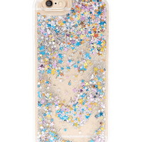 Star Glitter Case for iPhone 6