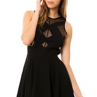 Glamorous Dress You Know You Will in Black
