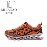 MILANAO Breathable Running Shoes for Man 2016 Athletic Jogging  Men's Sport Sneakers Training Shoes Men Trainers zapatos hombre