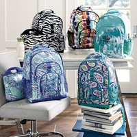 Gear-Up Pool Paisley Backpack
