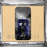 TARDIS Doctor Who, iPhone 5s case iPhone 5C Case iPhone 5 case iPhone 4 Case iPhone Samsung Galaxy S4 case Galaxy S3 ifg-50350