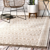 Outdoor Tribal Angie Rug