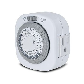 Westek TM77DHB Mechanical Big Button Timer