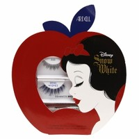 Ardell Snow White Lash Kit with Adhesive, Enhances Brown Eyes