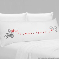 All My Love for You™ Body Pillowcase, Romantic Valentines Gifts for Couples,Cute Birthday Gifts for Him & Her,Christmas Gifts for Him & Her,Romantic Anniversary Gifts