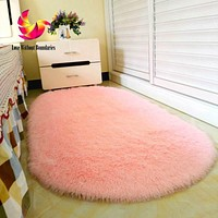 Warm and sweet Soft bedroom carpet
