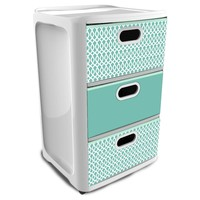 Storage Drawers Home Logic AQUA