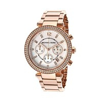 Michael Kors -  Parker Rose Gold Watch