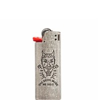 The Devil Made Me Do It Small Metal Lighter Case