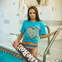 "Gina ""She Loved the Ocean"" Tee"