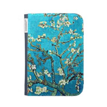 Van Gogh - Branches with Almond Blossoms Case For The Kindle