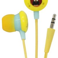 Spongebob SquarePants Mini Earbud Headphones