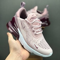 Nike Air Max 270 Barely Rose Running Shoes - Best Deal Online