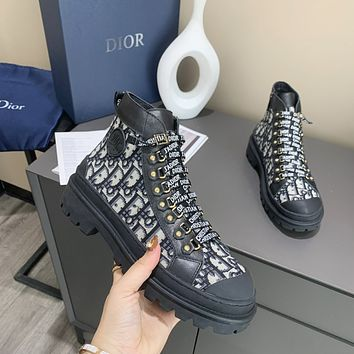 dior fashion men womens casual running sport shoes sneakers slipper sandals high heels shoes 360