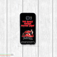 Rocky Horor Classic Movie Posters, Custom Phone Case for Galaxy S4, S5, S6
