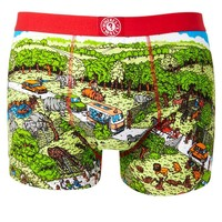 New Look Trunks with Where's Wally Print