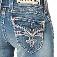 Rock Revival Stephanie Skinny Jeans