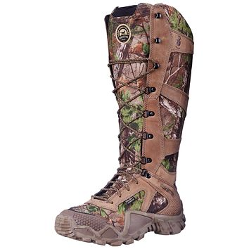 "Irish Setter Men's 2875 Vaprtrek Waterproof 17"" Hunting Boot 10.5 Realtree Xtra Green"