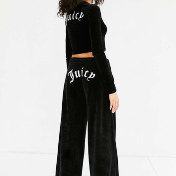 Juicy Couture For UO Behati Wide Leg Pant - Urban Outfitters