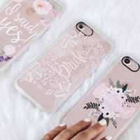 Must Buy iPhone 7 & 7 Plus Case (Brides Pattern) by Casetify