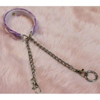 Removable Martingale (Heavy Chain) - Kitten's Playpen