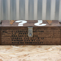 Black Ops Zombies Mystery Box - Real Life Replica - With Sound