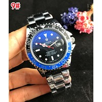 Rolex Popular Women Men Personality Quartz Watches Wrist Watch 9#