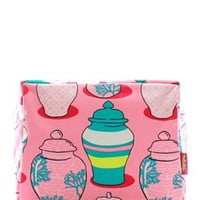 Ginger Jar Cosmetic Bag