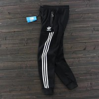 ADIDAS Fashion Cashmere Sport Pants Trousers Sweatpants