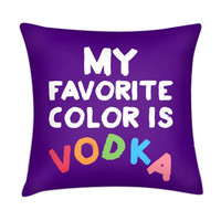 VODKA PILLOW