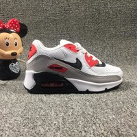 Nike Air Max 90 Child Shoes Multi Toddler Kid Shoes - Best Deal Online
