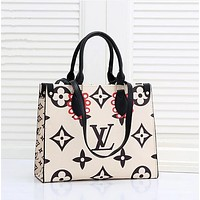 Louis Vuitton LV Shopping Bag Tote Bag Shoulder Bag