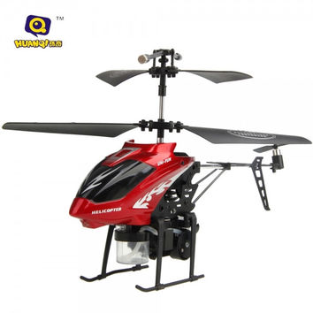 HQ 870 3.5 Channel Infrared Remote Control RC Helicopter with Gyro Red