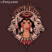 Spirit Princess - Gallery | TeeFury