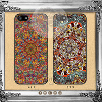 Mandala, iPhone 5s case iPhone 5C Case iPhone 5 case iPhone 4 Case iPhone Samsung Galaxy S4 case Galaxy S3 ifg-11