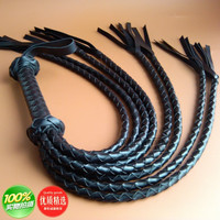 Sex Tools For Sale Top PU leather Sex Whip Sex Toys Bdsm Fetish Sex Products Bondage Harness Sextoys Adult For Men And Women.