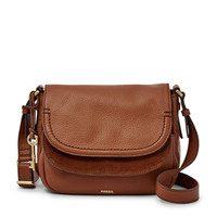 Peyton Double Flap Crossbody