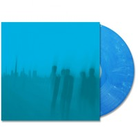 Is Survived By LP (Marble Blue)