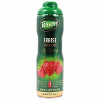 Teisseire French Strawberry Syrup, 20 oz