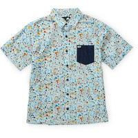 Neff Boys Gumball Button Up Shirt